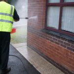 Brick and render cleaning
