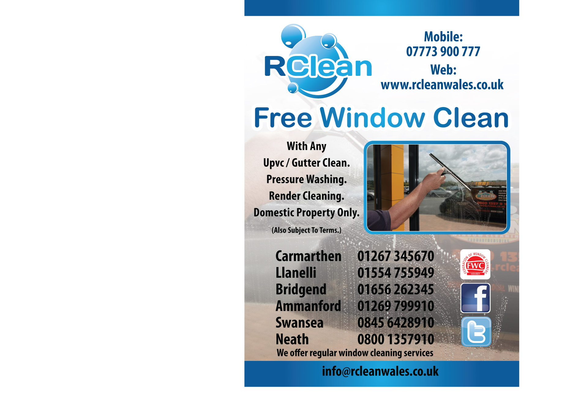 Window Cleaning Flyers Wwwimgkidcom The Image Kid