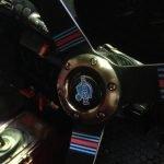 Rclean Steering wheel