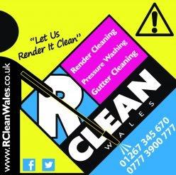 RCleanWales Window Cleaners